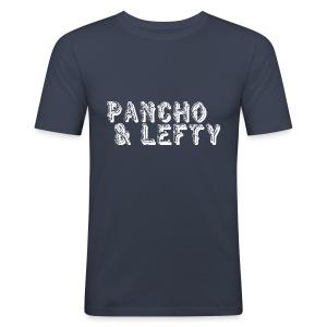 Pancho & Lefty - Men's Slim Fit T-Shirt