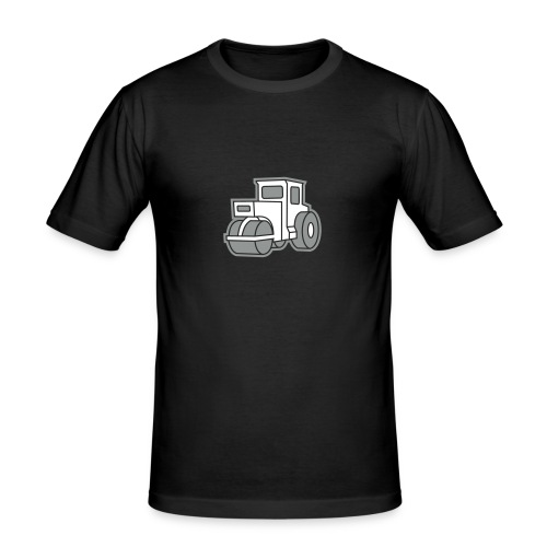 Dampfwalze Traktoren Steam-powered rollers Tractors - Männer Slim Fit T-Shirt