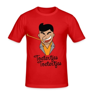 Toetertjes, toetertjes - slim fit T-shirt