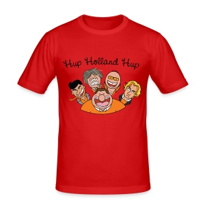 HUP HOLLAND HUP - slim fit T-shirt