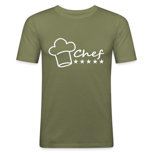 Chef - slim fit T-shirt