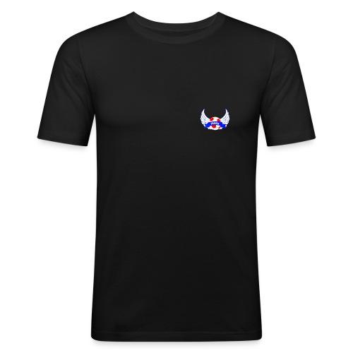 T shirt homme football france - T-shirt près du corps Homme