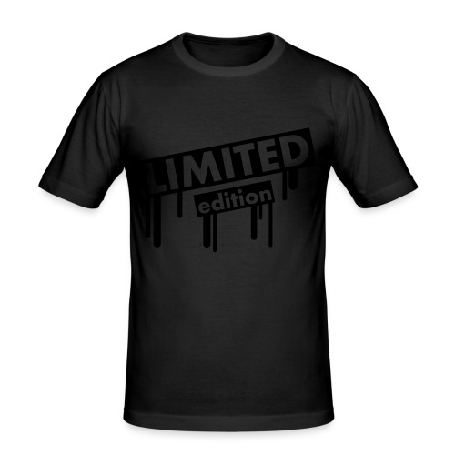 Limited edition - slim fit T-shirt