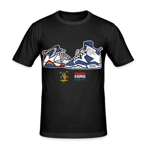 Sneakers Addict x Kwills 6/7 Oly (Regular Fit) - T-shirt près du corps Homme