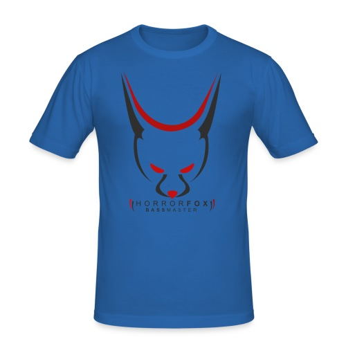 HorrorFox Simple Slim-Fit Men's Tee - Men's Slim Fit T-Shirt