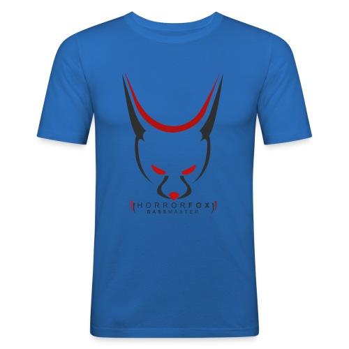 HorrorFox Simple Slim-Fit Men's Tee - Men's Slim Fit T-Shirt