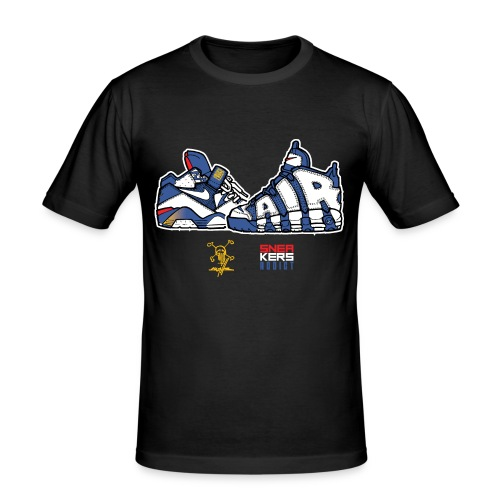 Sneakers Addict x Kwills Up/180 Oly (Regular Fit) - T-shirt près du corps Homme