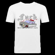 Tee shirts ~ Tee shirt près du corps Homme ~ Numéro de l'article 21008870