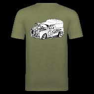 Tee shirts ~ Tee shirt près du corps Homme ~ 4l Livraison