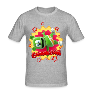 Gummibär Starburst Men's Slim Fit T-Shirt - Men's Slim Fit T-Shirt