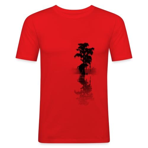 Bayou - T-shirt près du corps Homme