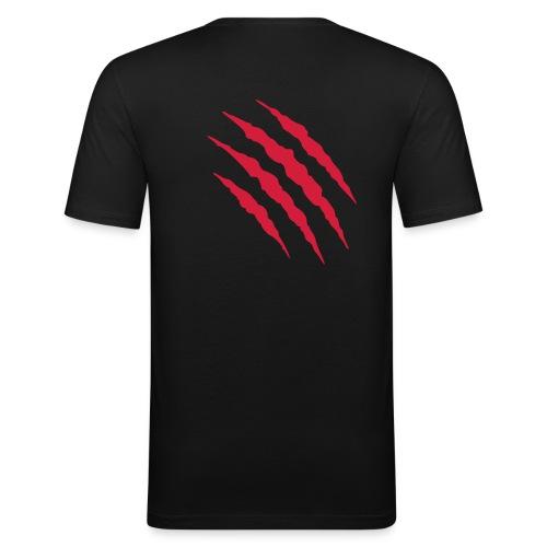 beast mode - Männer Slim Fit T-Shirt
