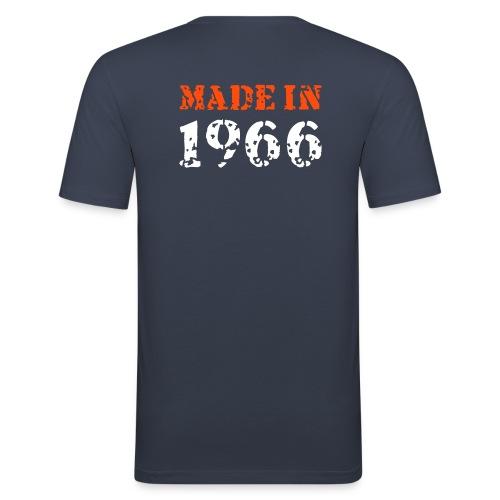 Camiseta Made 1966 - Camiseta ajustada hombre