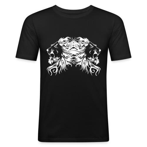 Standart T-Shirt Pro Member - Männer Slim Fit T-Shirt