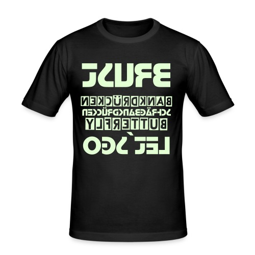 Sport - Männer Slim Fit T-Shirt