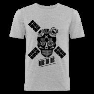 Tee shirts ~ Tee shirt près du corps Homme ~ Numéro de l'article 21141478