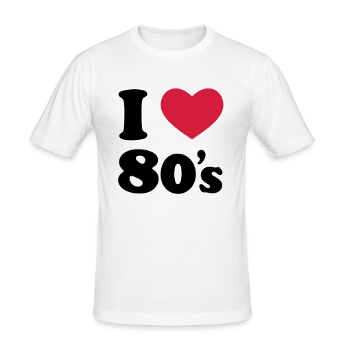80'S 2 - Men's Slim Fit T-Shirt