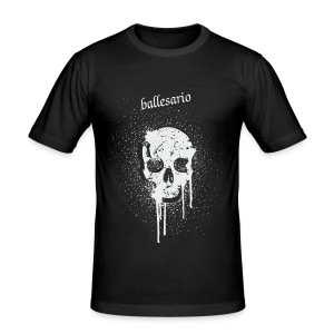 ballessario fashion  - Männer Slim Fit T-Shirt