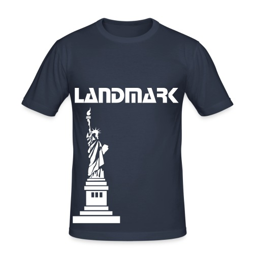 Liberty Tee. - Men's Slim Fit T-Shirt