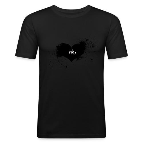 ink. Mens T-shirt - Men's Slim Fit T-Shirt