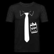 T-shirts ~ slim fit T-shirt ~ Men Slimfit: Jeff Residenza - Business Men