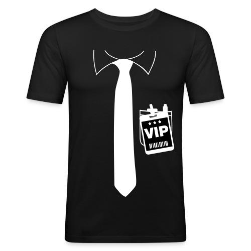 Men Slimfit: Jeff Residenza - Business Men - slim fit T-shirt