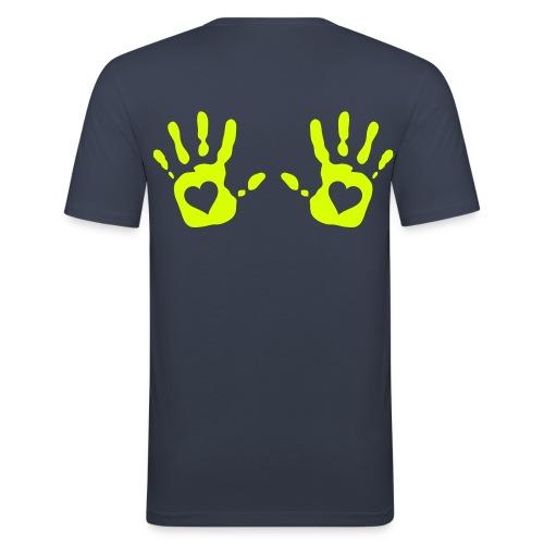 ChalaDo T-shirt - T-shirt près du corps Homme