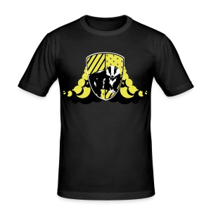 Hufflepuff Badger Men - Men's Slim Fit T-Shirt