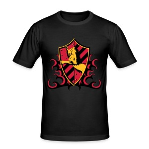 Gryffindor Lion Men - Men's Slim Fit T-Shirt