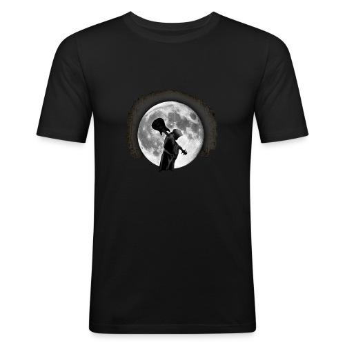 Bassmassaker - Männer Slim Fit T-Shirt