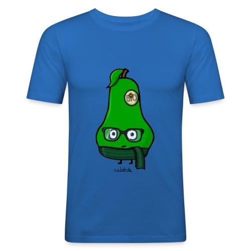 Beathe, die einzigartige Birne - Männer Slim Fit T-Shirt