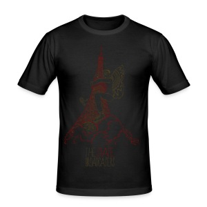 Mothman - Men's Slim Fit T-Shirt