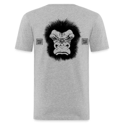 Team Gorilla - Men's Slim Fit T-Shirt