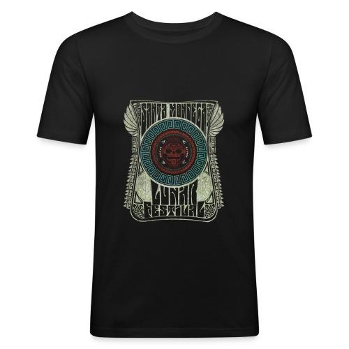 Lunar fest T - T-shirt près du corps Homme