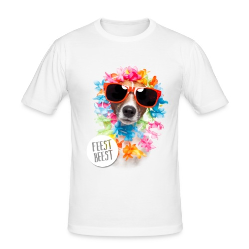 Feestbeest - slim fit T-shirt