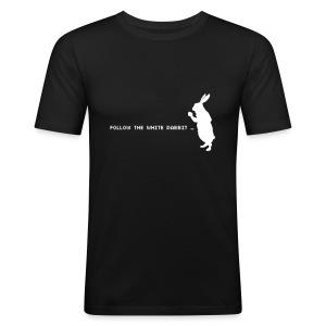 ALICE - Männer Slim Fit T-Shirt