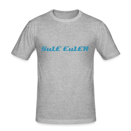 SuLE EuLER /Man - Männer Slim Fit T-Shirt