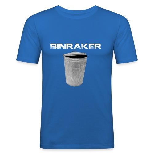 Binraker - Men's Slim Fit T-Shirt