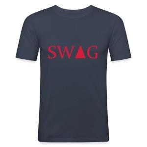 SW^G - Men's Slim Fit T-Shirt