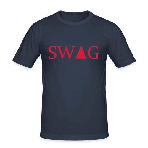SW^G - Men's Slim Fit T-Shirt