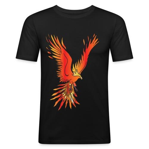 Phönix - Männer Slim Fit T-Shirt