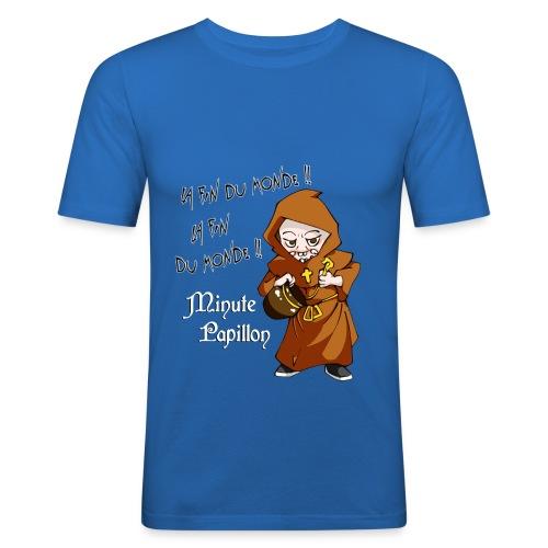 Mini-Kriss - La fin du monde 2 - T-shirt près du corps Homme