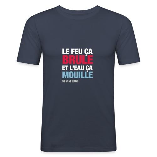 T-Shirt Col rond Top Boys - T-shirt près du corps Homme