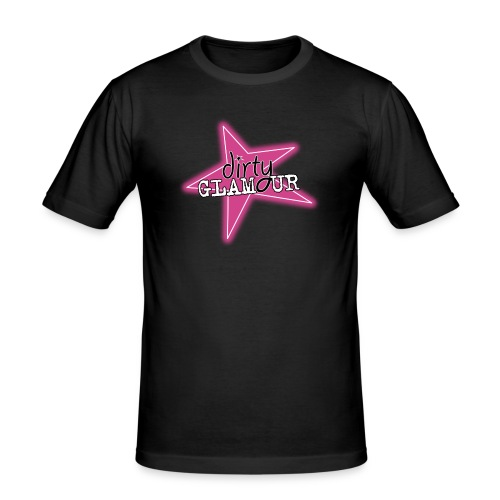 Männer Logo Slim Fit - Männer Slim Fit T-Shirt