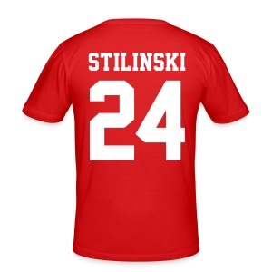 STILINSKI 24 - Tee (XL Logo, NBL) - Men's Slim Fit T-Shirt