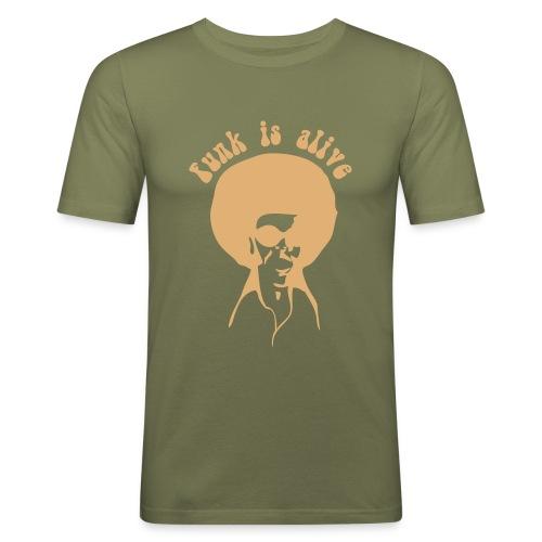 Funk is alive 1 - T-shirt près du corps Homme