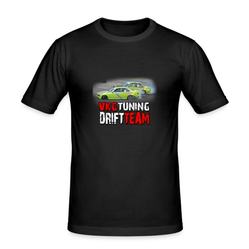 VKG DRIFT TEAM  - Herre Slim Fit T-Shirt
