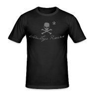 Tee shirts ~ Tee shirt près du corps Homme ~ Classic Motorcycle T-shirt Black