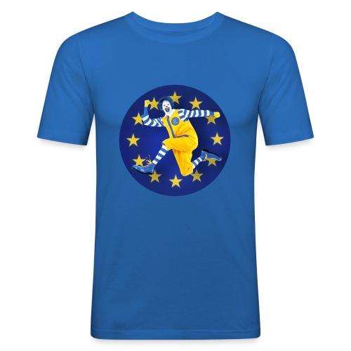 T-SHIRT près du corps homme Mc do euro - Tee shirt près du corps Homme