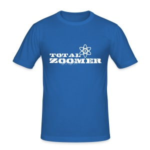 Total Zoomer - Men's Slim Fit T-Shirt